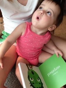 Anika's Surprised Face